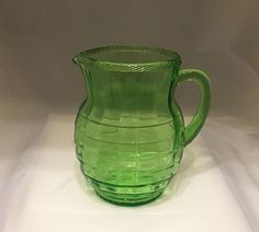 Valuing and Identifying Depression Glass