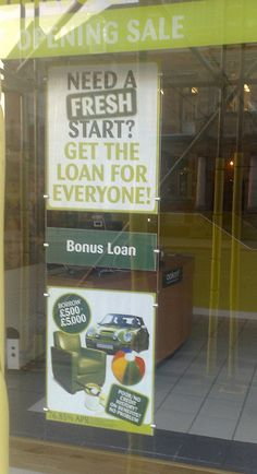 76.85% APR - The Loan for Everyone by toodlepip, via Flickr