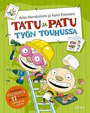 Tatu un Patu iepazīst profesijas Rose Buds, Reading Lists, Family Guy, Van, Comics, Books, Fictional Characters, Book Review, Book Covers