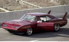 fast and furious 6 dodge charger daytona
