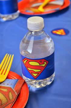 Superman Party Ideas