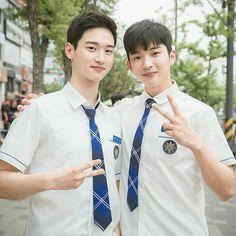 Song dae hwi and Kim hee chan