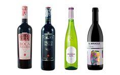 #Vinos Alicante DOP. Boca Negra 2008, Fruto Noble 2008, Marina Alta 2013 y Miracle Art 2011. #vinosallicantedop