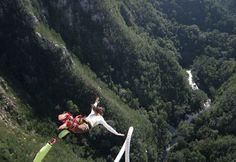 Bloukrans Bungee- Tsitsikamma #adventure