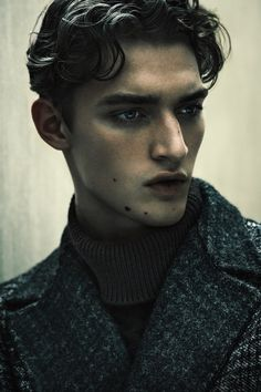 Otto Lotz | Photographed by Rory Payne for Telegraph Luxury A/W 2014