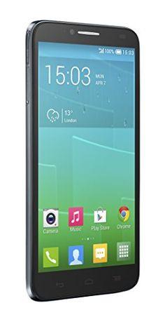 Alcatel IDOL 2 6037K 16GB Negro – Smartphone (12,7 cm (5″), 960 x 540 Pixeles, IPS, 1,3 GHz, 1024 MB, 16 GB)