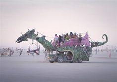 Image: Davina the Dragon (© Scott London, http://www.scottlondon.com/burningman)