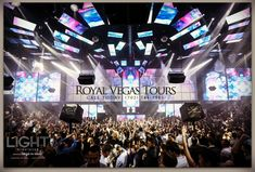 "Put #LightNightclub at Mandalay Bay on the ""must see"" list for your next Vegas trip! #RoyalVegasTours #VegasVIP #Bachelor #Bachelorette #Party"