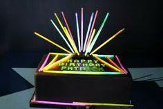 laser tag cake - Google Search