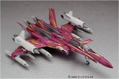 Macross Zero 160 Sv 51γ Nora Machine Fully Transformable