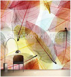 Goedkope Gratis verzending custom behang muurschildering naadloze bladeren achtergrond 3d tv sofa slaapkamer behang behang achtergrond, koop Kwaliteit wallpapers rechtstreeks van Leveranciers van China:  Gratis verzending op maat- moderne 3d bloemen behang muurschildering stijl entree bank in de woonkamer tv achterg