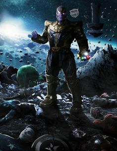 Infinity War / Thanos!
