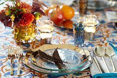 Thanksgiving Table: Haute Harvest