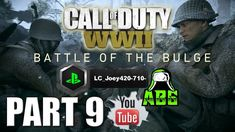 COD WW2 Gameplay Walkthrough Campaign Series Part 9- Battle Of The Bulge Always Looking For People To Game With Or Collaborate with or both please let me know by commenting on my main channel, My Youtube Channel( Link Below) #ps4live #CODWWII #CODWW2 #CallofDutyWWII #CallofDuty #CallofdutyWW2 #YouTubers #YoutubeGaming #PS4share #PS4 #Xbox #pc #livestream #GamersUnite #StreamersUnite #LiveStreaming #twitch #ShoutOuts