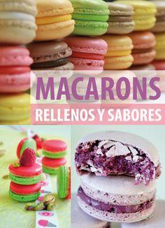 Greek aubergine gratin, cheese and tomato sauce - Healthy Food Mom Nutella Macarons, Pistachio Macarons, Macaron Cookies, Macaron Recipe, Gourmet Recipes, Sweet Recipes, Cookie Recipes, Dessert Recipes, Desserts