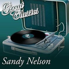 I just used Shazam to discover Teen Beat by Sandy Nelson. http://shz.am/t604853
