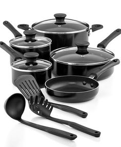 Tools of the Trade Nonstick Aluminum 12 Piece Cookware Set