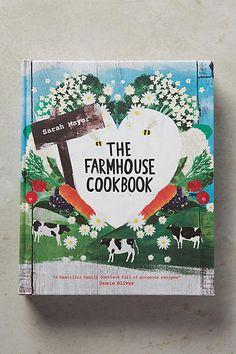 The Farmhouse Cookbook - anthropologie.com