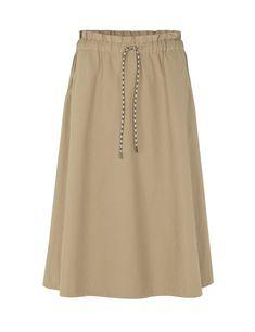 Lange nederdele