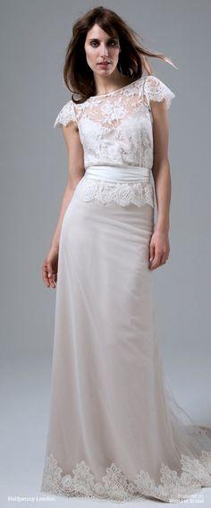 Halfpenny London 2016 Wedding Dress