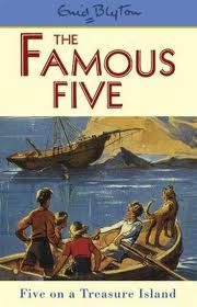 Five On A Treasure Island: Book 1 (Famous Five) I Love Books, Good Books, Books To Read, My Books, Treasure Island Book, Online Reading Programs, 100 Best Books, Enid Blyton Books, The Famous Five