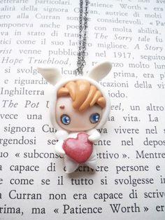 doll rabbit by Mentapiperita  Merita tantissimo successo!