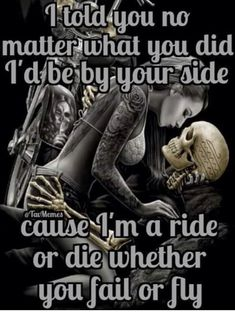 ride or die Lover Quotes For Him, Soulmate Love Quotes, Lovers Quotes, True Quotes, Qoutes, King Quotes, Hard Quotes, Gangster Love Quotes, Biker Quotes