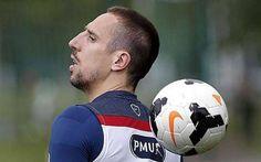 Niente Mondiali per Frank Ribery, costretto a non andare in Brasile #mondiali #calcio #francia #ribery