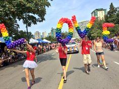 Happy Pride Vancouve