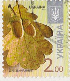 UKRAINE - stamp