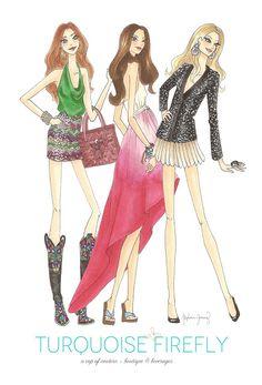 stephanie jimenez illustrations - Google Search
