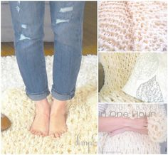 different arm knitting projects, inc. how to purl