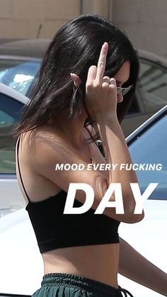 When you get regularly harassed online and in the general community IRL, you learn to have a fuck you attitude. Bad Girl Aesthetic, Aesthetic Vintage, Aesthetic Photo, Aesthetic Pictures, Funny Phone Wallpaper, Mood Wallpaper, Wallpaper Quotes, Frases Instagram, Photo Instagram