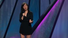 Julie Kim at the 2015 Winnipeg Comedy Festival - YouTube