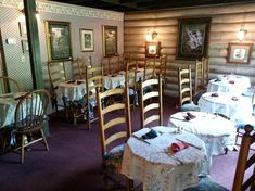 Wild Plum Tea Room In Tennessee Is Located In The Most Beautiful Setting Gatlinburg Restaurants, Gatlinburg Vacation, Tennessee Vacation, Sevierville Tennessee, Beautiful Places, Most Beautiful, Mountain Vacations, Old World Style, Beautiful Gardens