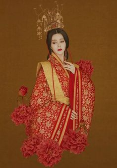 Breathtaking photos of 8 Asian stars modeling for famed photographer Sun Jun