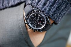 A Week On The Wrist: The Omega Speedmaster Dark Side Of The Moon