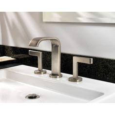 Pfister PF049SYKK Skye 8'' Widespread Bathroom Faucet - Brushed Nickel at Ferguson.com