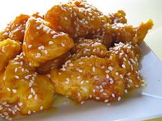 Chinese Honey Chicken