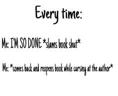 Did this in the Hunger Games trilogy and the The Ascendent Trilogy like a lot!