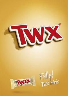 Adeevee - Masterfood: Mini Bounty, Mini Snickers, Mini Twix