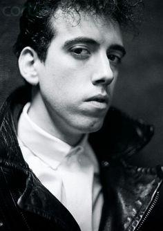 Mick Jones of The Clash (1981)