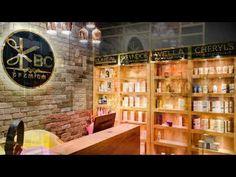 KBC (KAMINI BEAUTY CARE) - MIRZAPUR, UP - YouTube Salon Interior Design, Beauty Salon Design, Beauty Salon Interior, Makeup Studio, Design Firms, Beauty Care, Salons, Nail Designs, Make It Yourself
