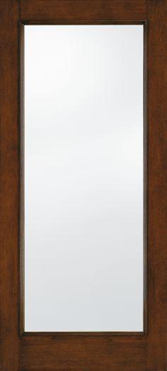 Glass Panel Exterior Door jeld-wen exterior door with glass: 5104 | cabin exteriors
