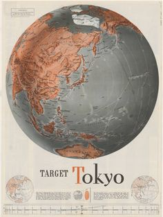 Target Tokyo : Newsmap for the Armed Forces. 234th week of the war, 116th week of U.S. participation