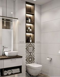 ✔ modern bathroom design ideas plus tips 27 > Fieltro.Net Modern Bathroom Design Ideas Plus Bathroom Inspiration, Bathroom Interior, Small Bathroom Makeover, Bathroom Makeover, Bathroom Decor, Bathroom Renovations, Modern Bathroom Decor, Contemporary Bathroom Designs, Bathroom Layout