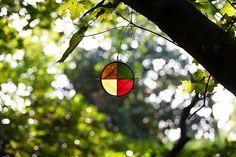 Turning Season Sun Wheel