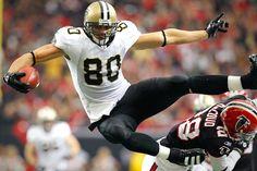 Jimmy Graham - New Orleans Saints Tight End