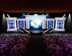 Stage Design, Set Design, Wedding Drawing, Indian Theme, Concert Stage, Stage Set, Architecture Art, New Work, Foyer