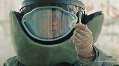 The Hurt Locker - Publicity still of Jeremy Renner